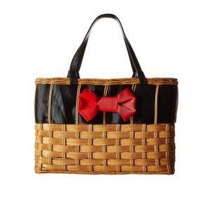 Francis Valentine Edie Basket Bag